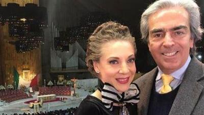 Viudo de Edith González confiesa cómo enfrenta el duelo tras la muerte de la actriz