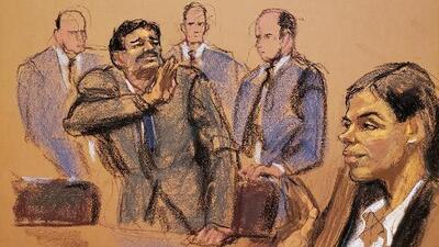 Así fue la despedida entre 'El Chapo' y Emma Coronel tras conocerse la sentencia del capo