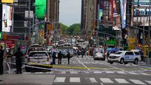 Tiroteo en Times Square: dan de alta a la niña de 4 años que resultó herida de bala