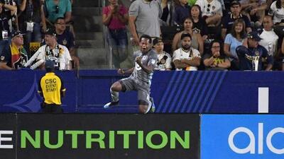 """Ecuatoriano Romario Ibarra, tras su primer gol en la MLS: """"Esperemos que sea uno de muchos"""""""