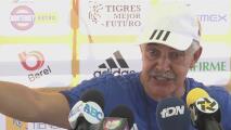 ¡Gracias 'Tuca' por existir! El técnico de Tigres explicó la molestia con un fotógrafo