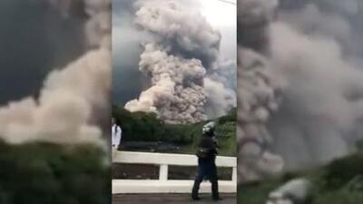 Varios muertos, heridos y desaparecidos tras erupción del Volcán de Fuego en Guatemala