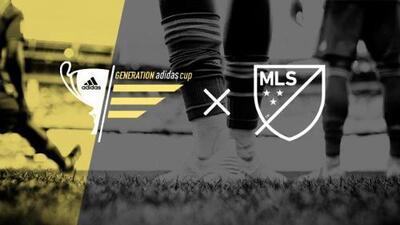 La expandida Generation adidas Cup contara con las futuras estrellas de la MLS y el fútbol mundial