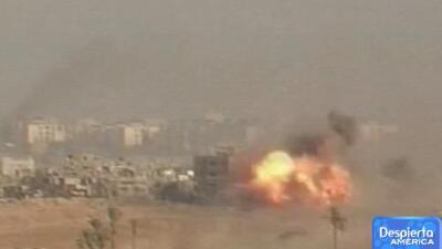 Israel continuará sus ataques en Gaza