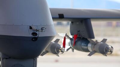 """Estados Unidos agota las """"bombas inteligentes"""" por su uso contra el Estado Islámico"""