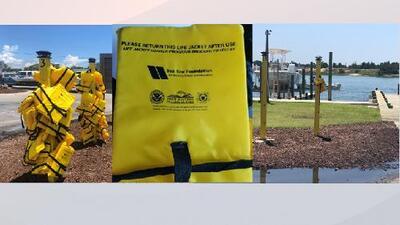 Desaparecen 35 chalecos salvavidas del parque Cedar Point