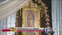 Mañanitas a la Virgen en Sacramento