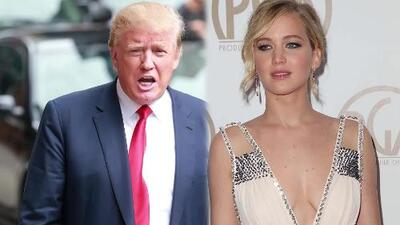 Jennifer Lawrence da su opinión sobre Donald Trump