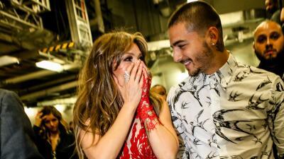 Así se vivió el Backstage de Premio Lo Nuestro 2016
