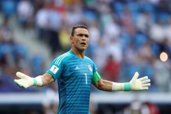 Essam El Hadary, el más veterano en los Mundiales que tiene jornada histórica con Egipto