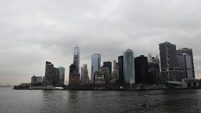 Los cielos en Nueva York empiezan a nublarse y se esperan aguaceros dispersos para la noche de este jueves