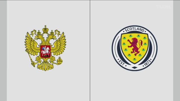 Rusia 4-0 Escocia – Goles y Resumen – Grupo I - Clasificatorio a la Eurocopa