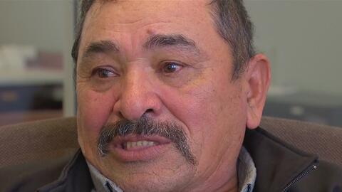 Este abuelo guatemalteco espera un milagro de Navidad: evitar que ICE lo deporte a su país