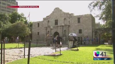 El origen de San Antonio: el edificio del Álamo