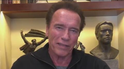 Arnold Schwarzenegger se recupera tras su cirugía de corazón y agradece todos los mensajes de apoyo