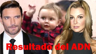 La prueba de ADN confirma: Julián Gil es el padre del hijo de Marjorie de Sousa