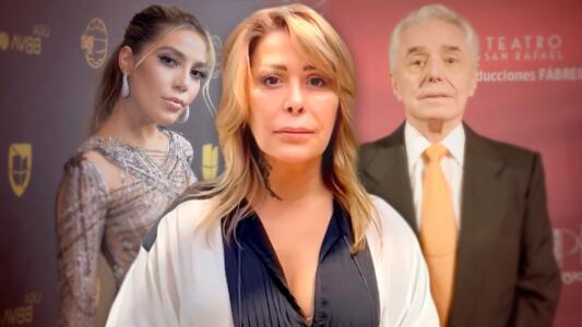 """Alejandra Guzmán pide a Frida Sofía que se acerque a ella y dice que pone """"las manos en el fuego por su padre"""""""