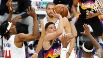 Phoenix venció a los LA Clippers en el primer juego de la Final del Oeste