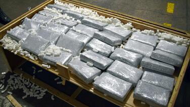 Detienen a narcotraficantes que operaban en San Juan y contrataban 'mulas' para enviar droga a EEUU