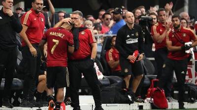 'Tata' Martino: la historia de una huella imborrable en el vestidor de Atlanta United