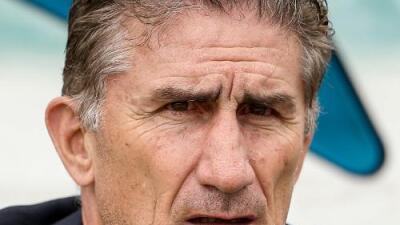 Edgardo Bauza, nuevo técnico de Emiratos Árabes Unidos