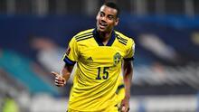 Suecia golea, Italia gana de visita e Inglaterra se queda con la victoria rumbo a Catar 2022