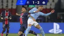 ¡Hecatombe! PSG se desploma y el City puso un pie en la Final