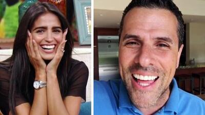 """Sorprendimos a Bárbara de Regil con este mensaje de su """"primo/cupido"""": Marco Antonio Regil"""