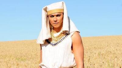 'José de Egipto' llega a su gran final, vívelo este lunes por Univision en una 'Noche Épica'