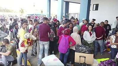 Más de 9,000 venezolanos ingresaron a Perú antes de que entrara en vigor la exigencia de visa humanitaria