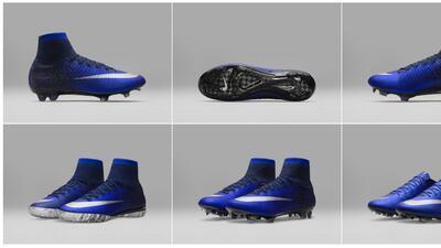 ede24791501f9 Nike lanza las nuevas botas de Cristiano Ronaldo  CR7 Diamante Natural