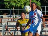 Linda Frías, primera jugadora de El Salvador en la Liga MX Femenil