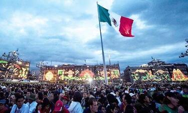 México y los hechos que lo movieron en 2012