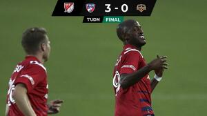 FC Dallas gana, clasifica a Playoffs y elimina a Houston en Derbi