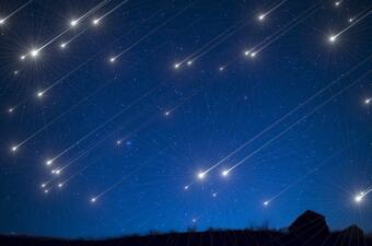 Las Gemínidas de diciembre traen amor y fortuna para el horóscopo