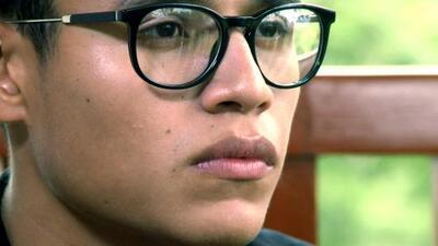 """""""Es una lucha por Nicaragua"""": Lesther Alemán, el joven nicaragüense que se enfrentó cara a cara con Daniel Ortega y le llamó 'asesino'"""
