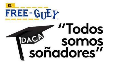 El Free-guey show reacciona a la cancelación del programa DACA