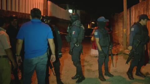 Al menos 14 muertos tras una balacera perpetrada por un grupo armado durante una fiesta familiar en México