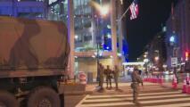 Autoridades de Nueva York extreman la seguridad ante posibles protestas por la posesión de Joe Biden