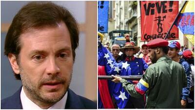 """Ramón Muchacho: """"Intervención militar de EEUU en Venezuela podría ser inevitable"""""""