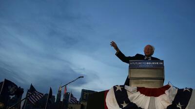 El peligro para Clinton de que Sanders se transforme en 'movimiento'