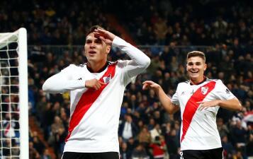 En fotos: ¡Electrizante! River Plate conquistó en el tiempo extra su cuarta Copa Libertadores