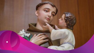 San Antonio de Padua, el santo más milagroso