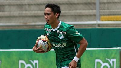 Deportivo Cali venció a Fortaleza y es nuevo líder del fútbol colombiano