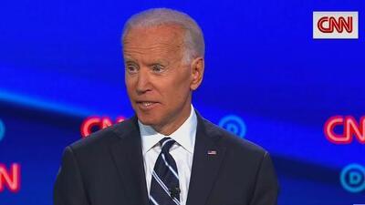 Democrats hit Biden repeatedly in contentious second debate night