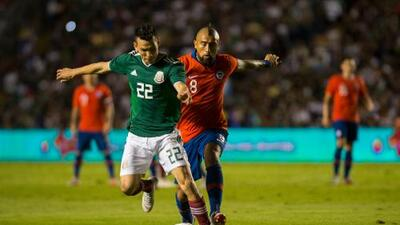 Mexico vs. Chile: Live, TV Channel, Live Stream international friendly