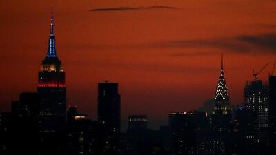 Se esperan cielos despejados y temperaturas frescas para la noche de este miércoles en Nueva York
