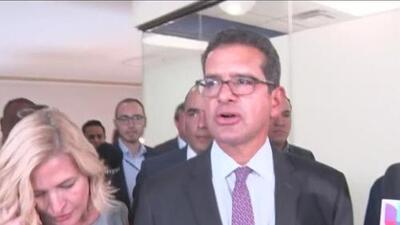 """""""Cuando te conviertes en gobernador tu única lealtad es con el pueblo"""", asegura Pedro Pierluisi"""