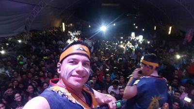 Devastados, los integrantes de 'Los Cuisillos' por el asesinato de su vocalista Francisco Ernesto Ruíz