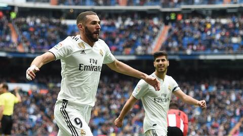 Benzema, la joya de la 'era Zidane' en el Real Madrid